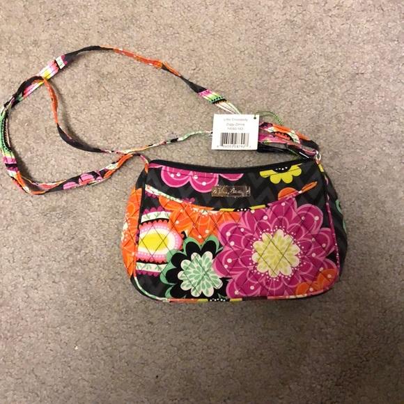 1dc8ad1843e3 Vera Bradley Little Crossbody Bag